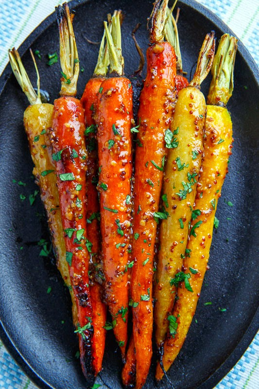 Maple-Miso Dijon Roasted Carrots 800 3188.jpg