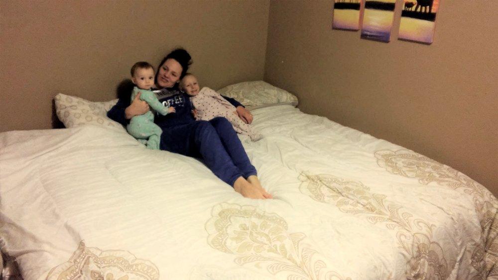 co-sleeping, motherhood, parenting, sleep solutions, nighttime parenting, bozeman motherhood, bozeman, montana