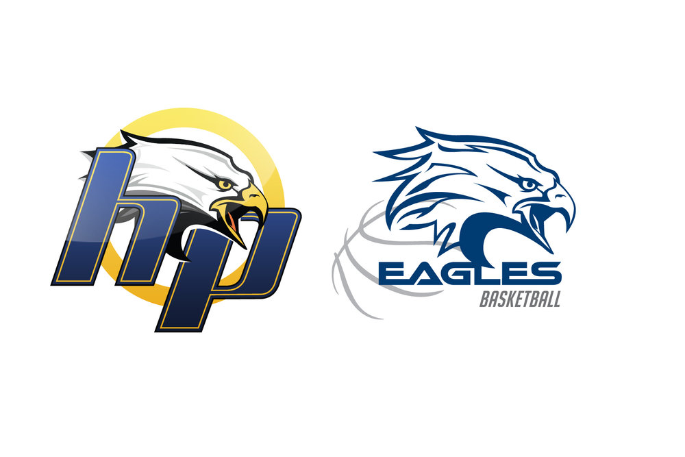 High school basketball logo design by jordan fretz