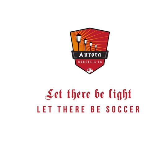 custom semi professional soccer branding