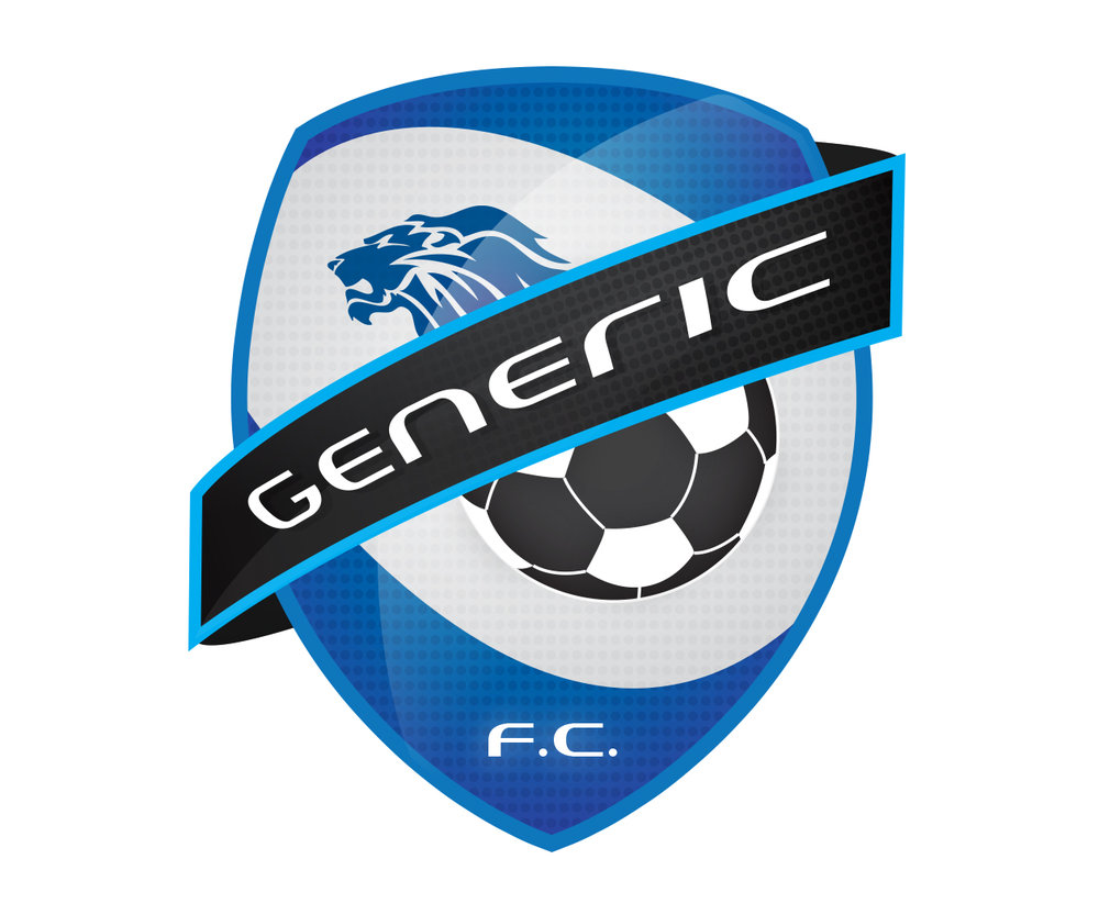 custom soccer logo design for the university of arkansas women's club soccer by jordan fretz design