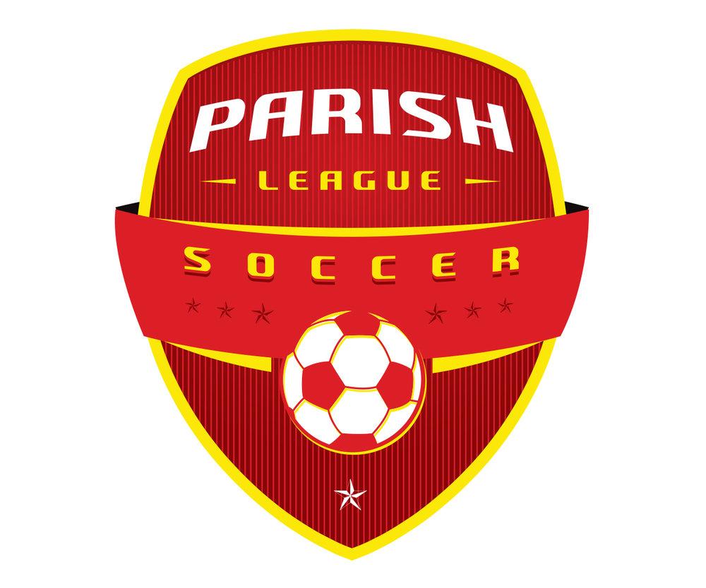 custom soccer logo design for the PR soccer by jordan fretz design