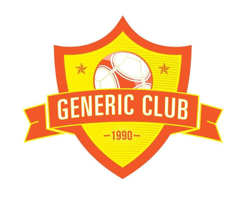 custom soccer logo design for greenville premier league soccer by jordan fretz design