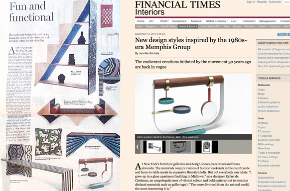 THE FINANCIAL TIMES, SEPTEMBER 2014