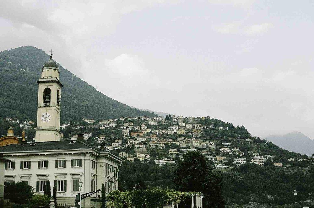 Como, Italy. Neil Watson for Garrison Essentials.