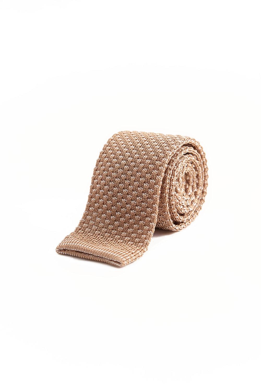 Garrison Essentials Spec Como Knit Tie - $65