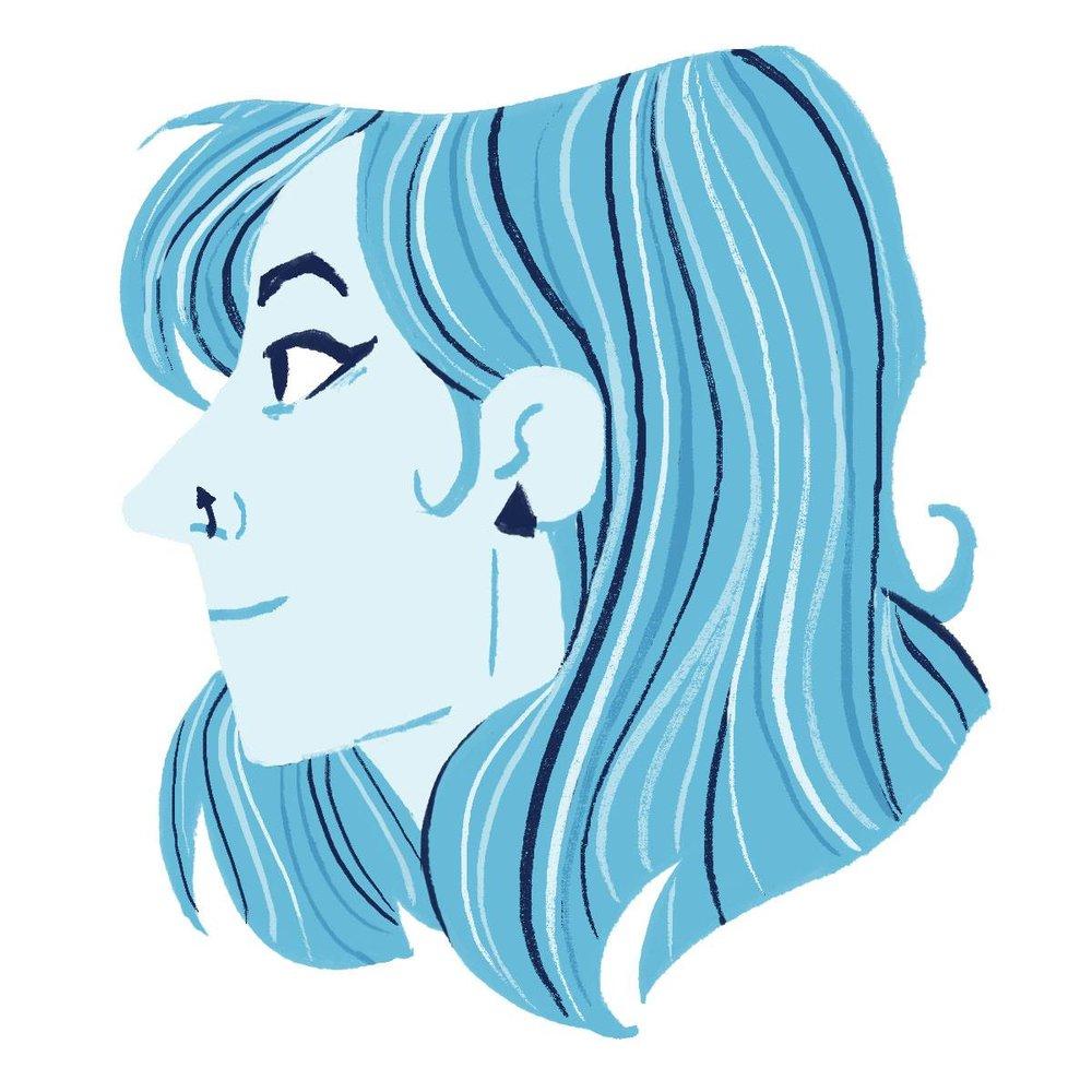 Bailie Rosenlund - Illustrator