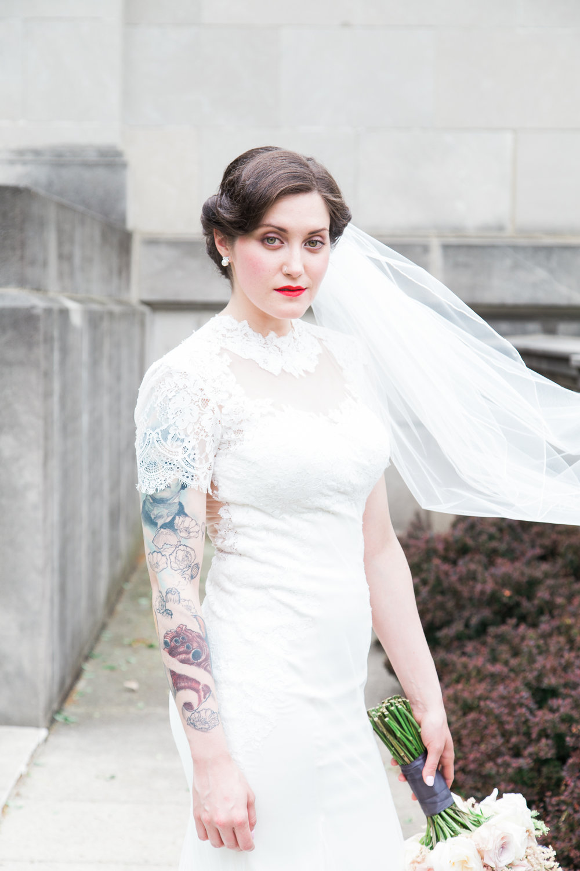 modern bride roxannasuephotos