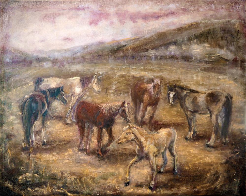 Karen's Horses