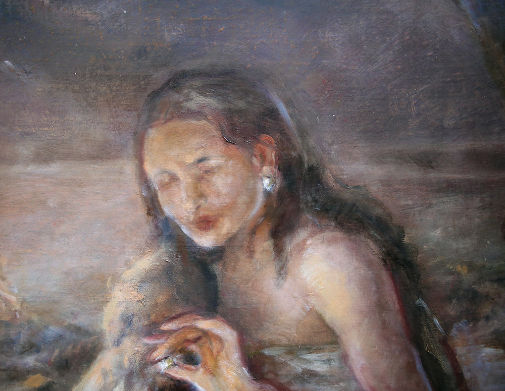 Faithful Light (Detail 2)