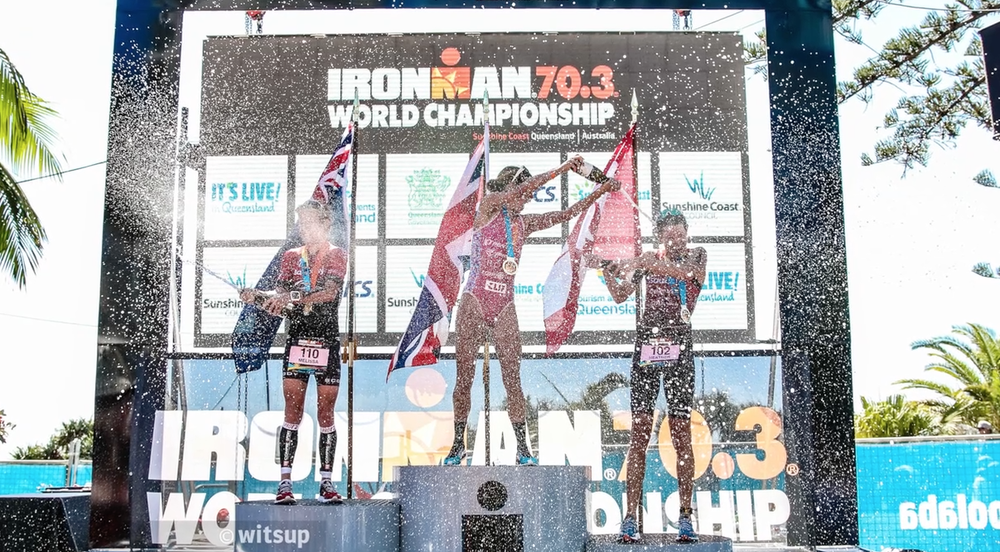 Witsup 70.3 Wrap Up