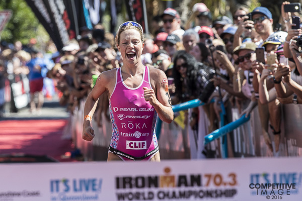 Triathlete: Tim Reed, Holly Lawrence Get First 70.3 World Title
