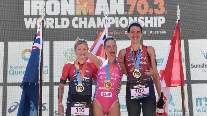 EuroSport: Reed, Lawrence capture 2016 Ironman 70.3 world titles