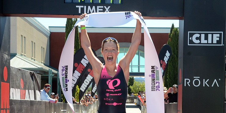 Ironman: Vintage Wins for Potts and Lawrence in Vineman