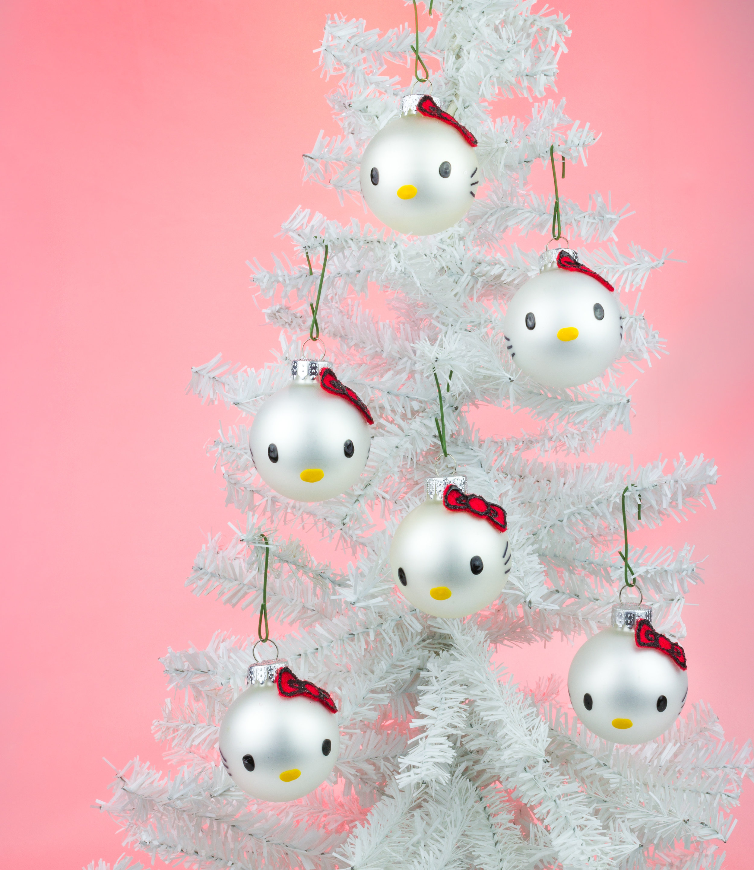 Hello Kitty Ornaments