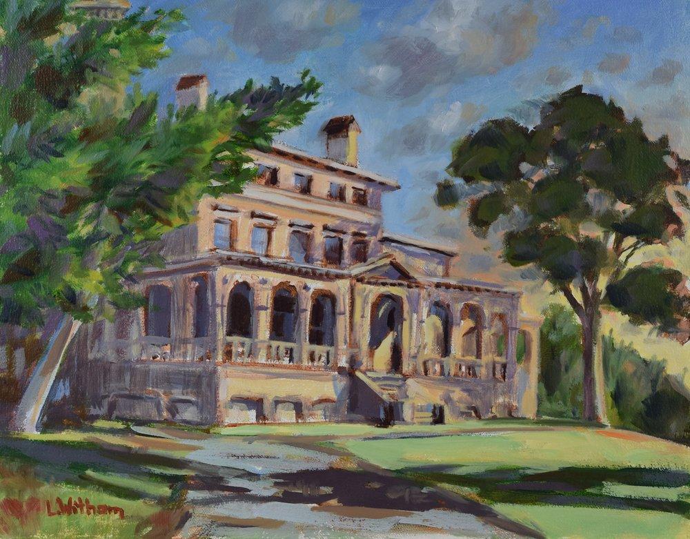 Clifton Mansion (2016)