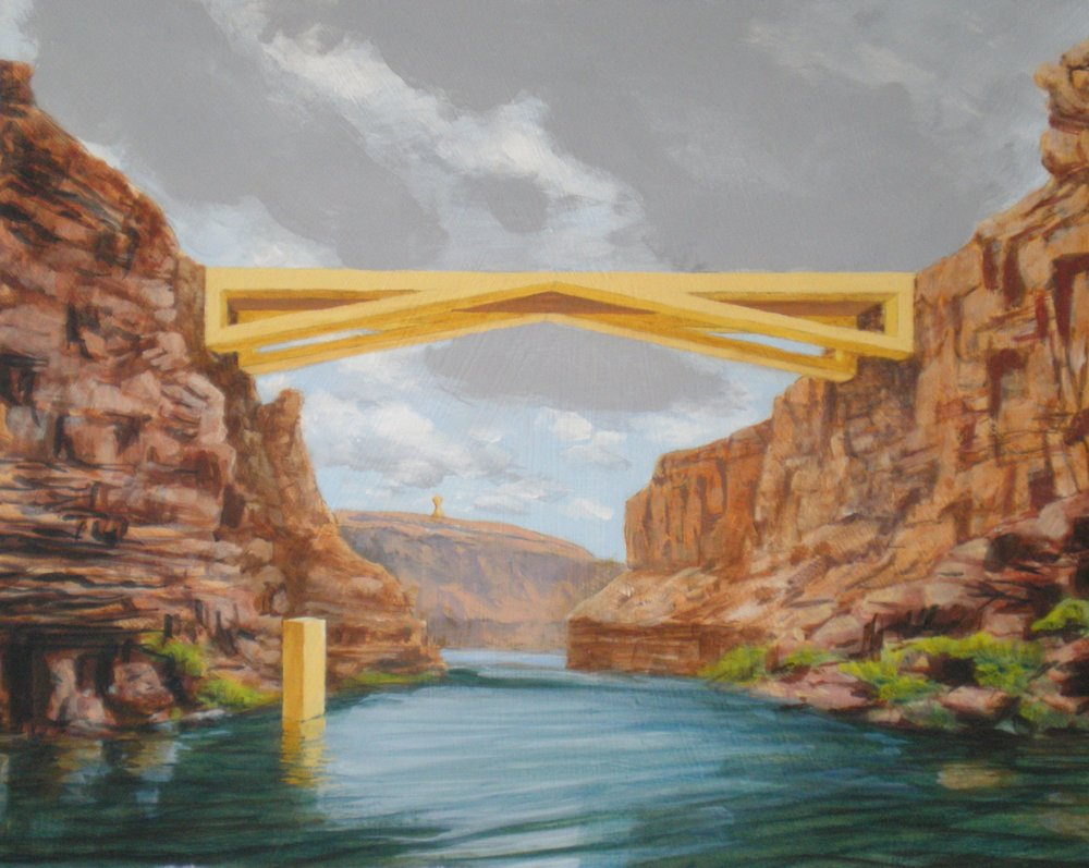 Yellow Bridge