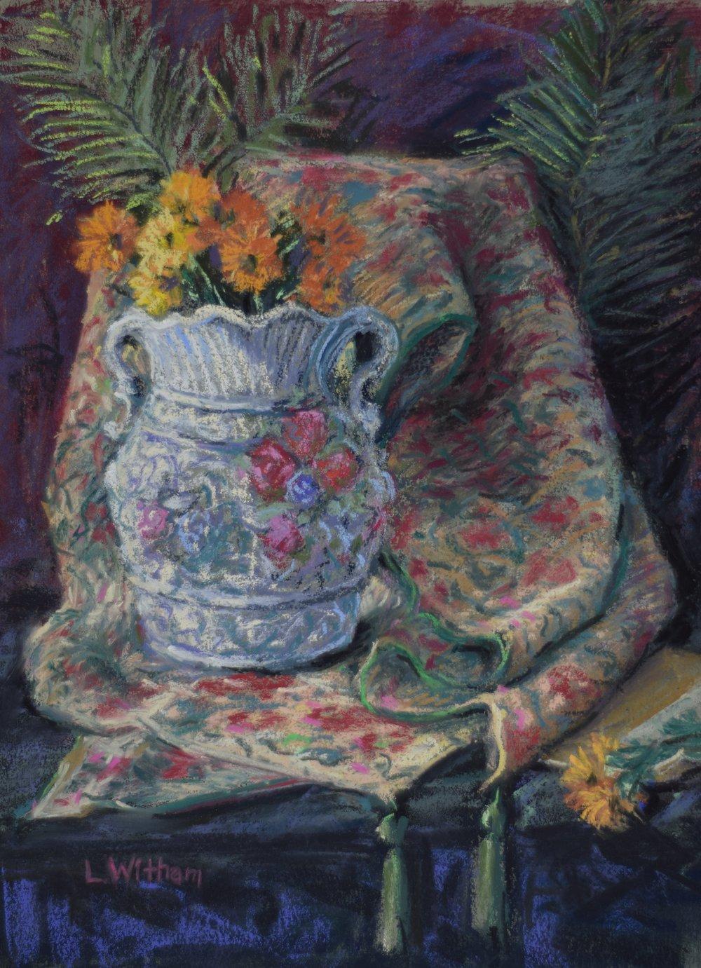 White Vase (2016)