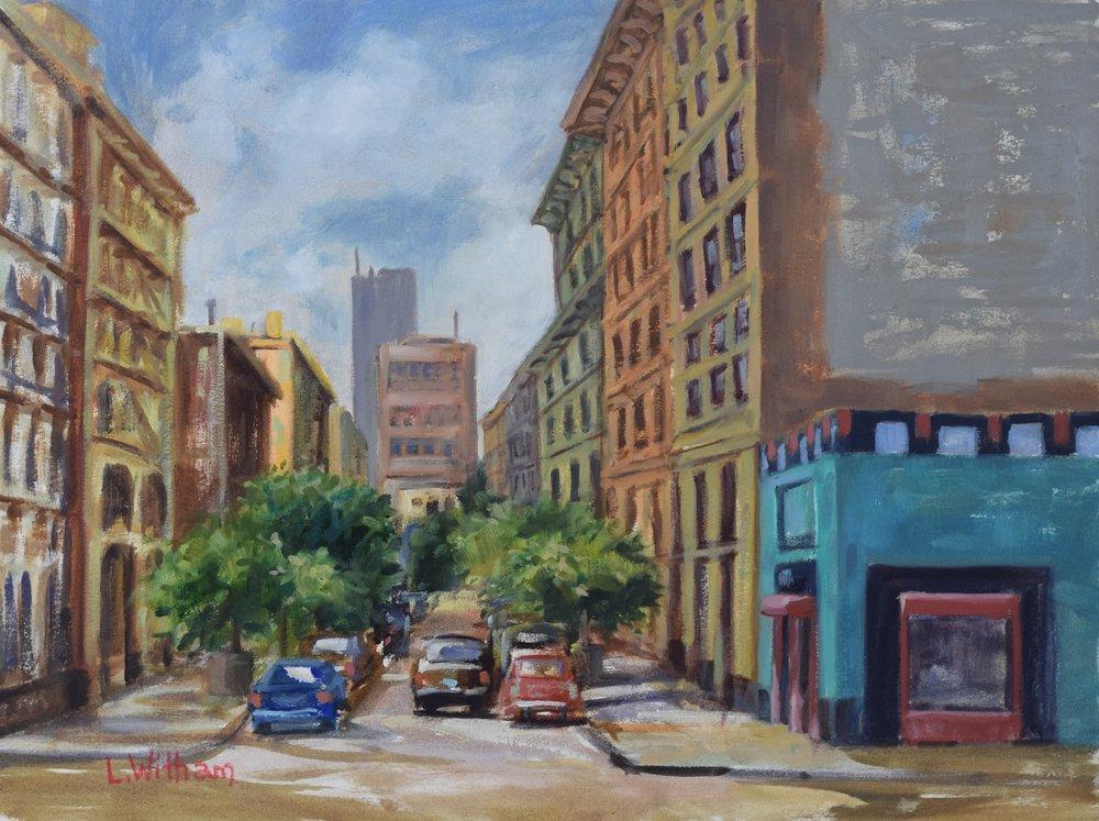 NYC Streets, No. 1 (2017)