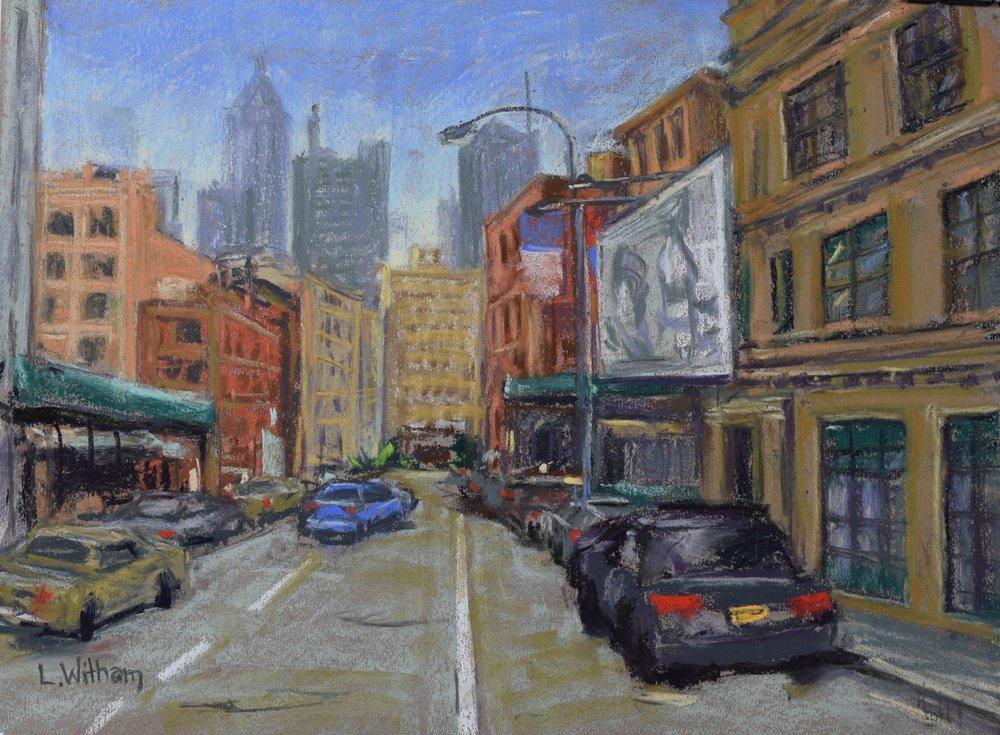 NYC Streets, No. 2 (2017)