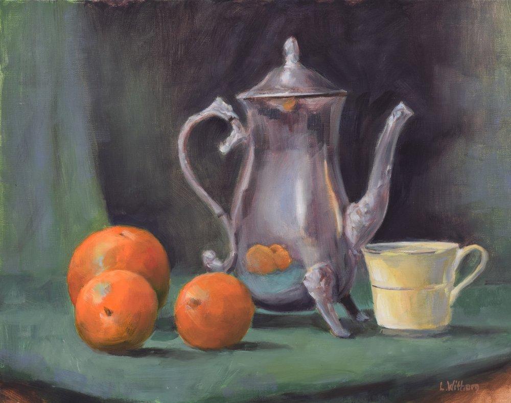 Tea and Oranges (2017)