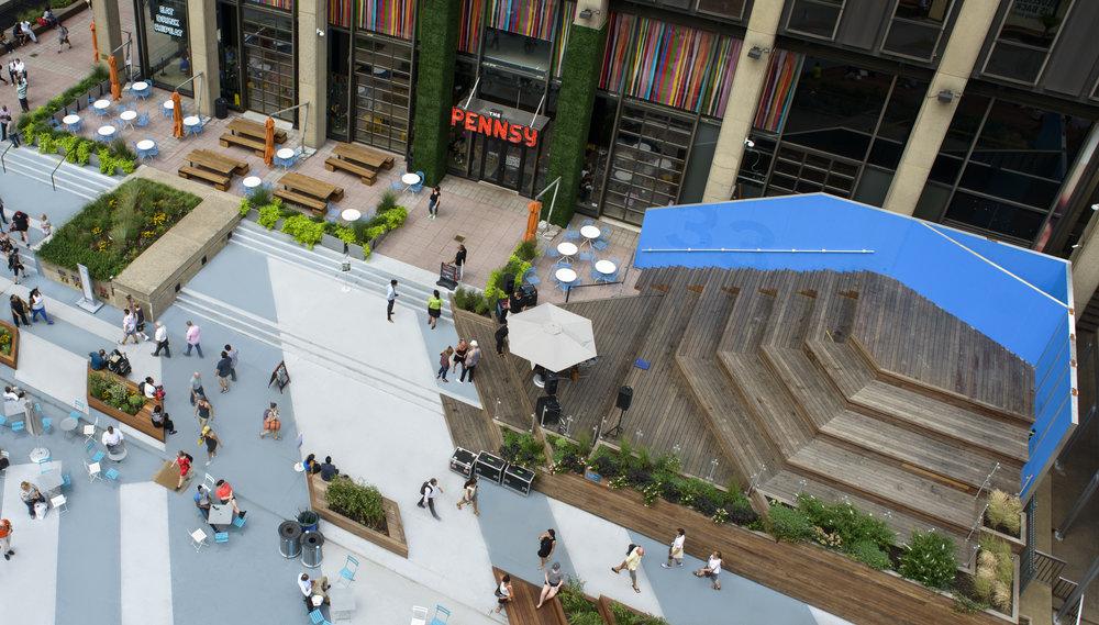 Plaza33 Pedestrian Plaza