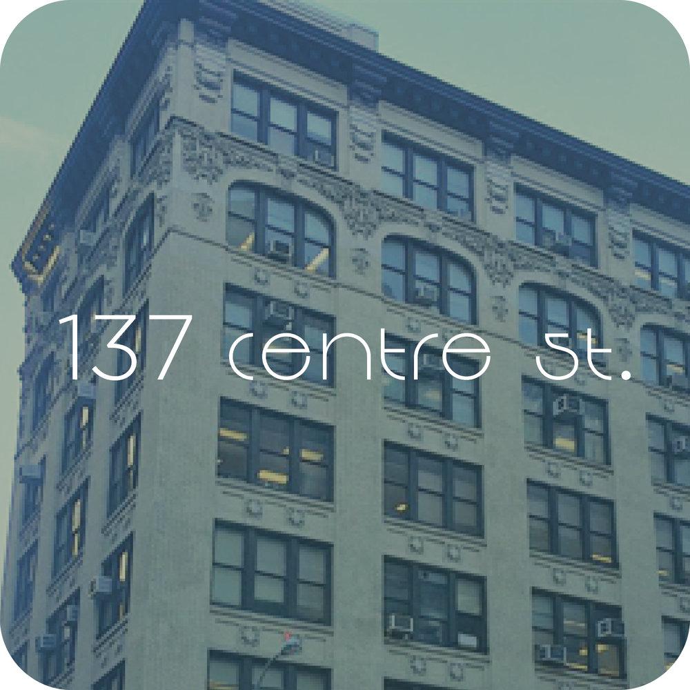 137 Centre Street