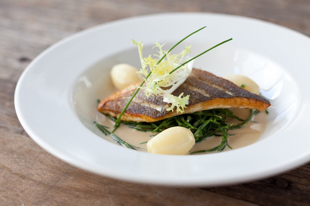 Thackerys Cookery School - Seabass and Samphire  - October 2016 4.jpg