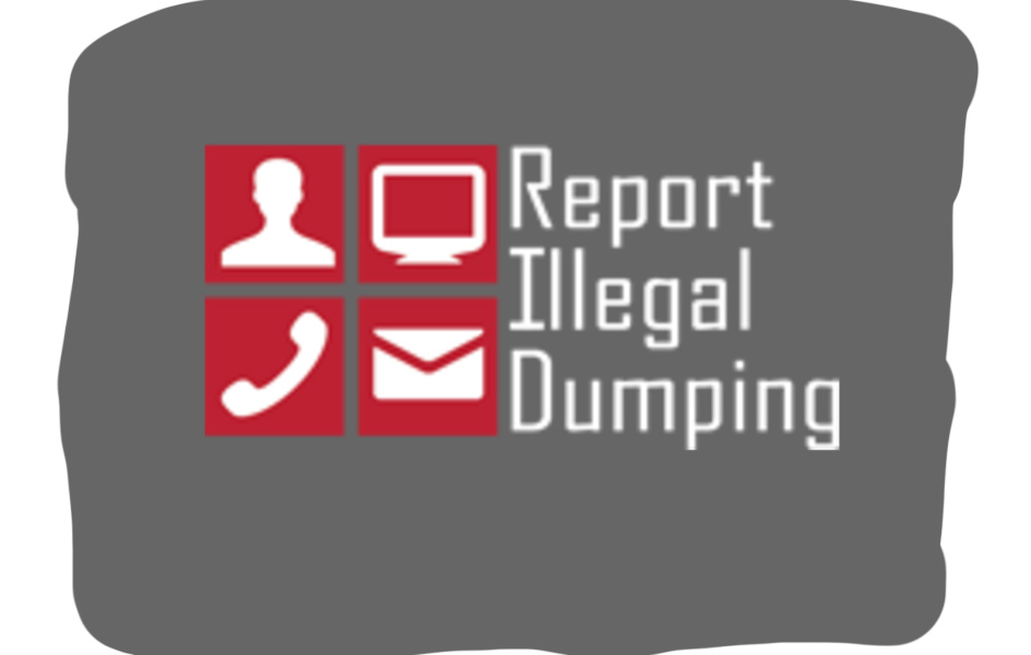 Trash dumped in unauthorized locations is not just appalling, it can cause major public health and safety concerns