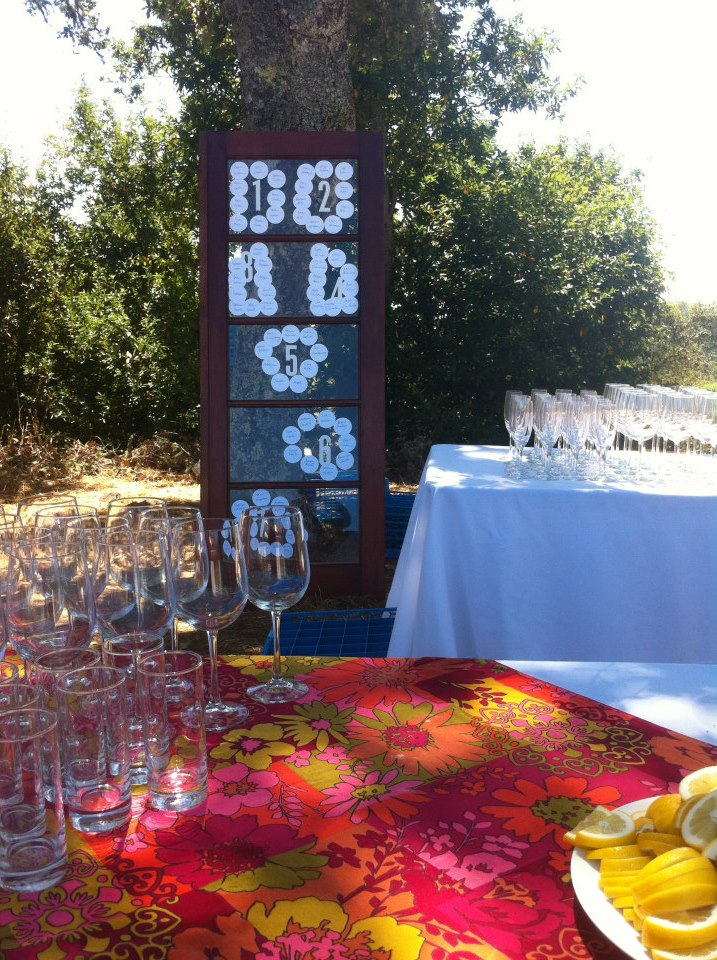 Wine Countery Wedding Sonoma