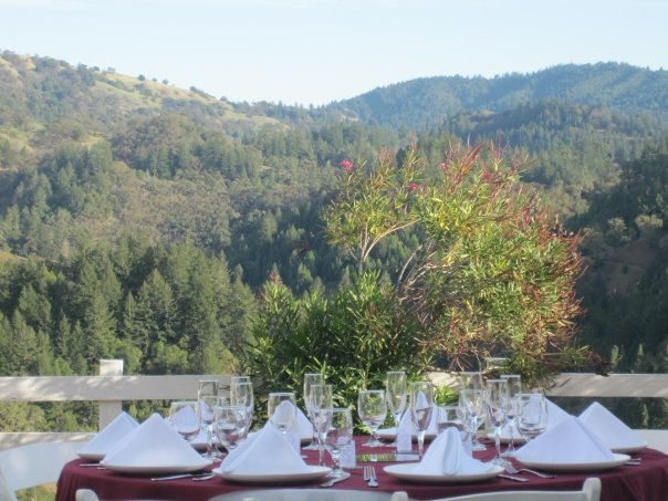 Wine Country Wedding Caterer