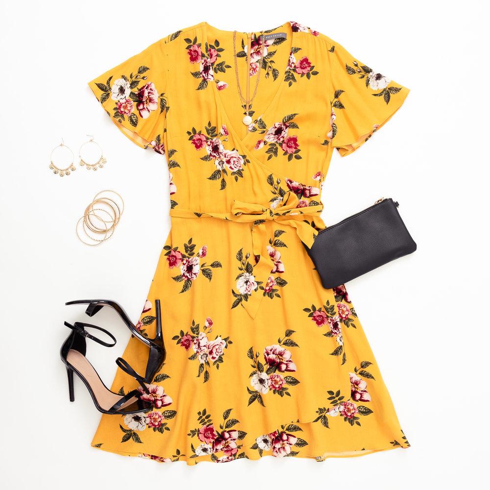 Mustard Trend - Mustard Dresses