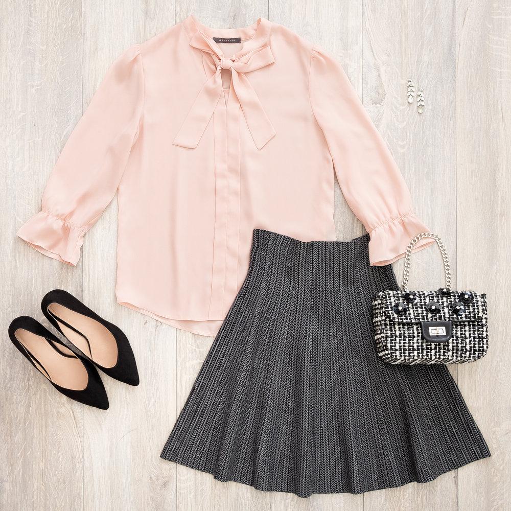 aca602d865876 Fall Trend Alert - Powdery Pastels — Suzy Shier Blog