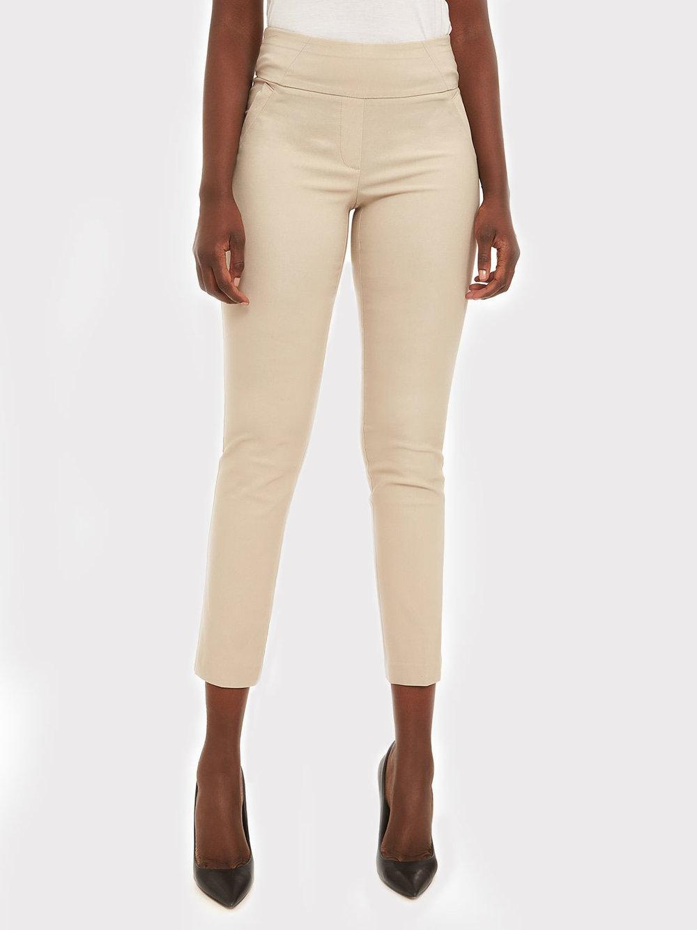 Ankle Length Woven Pants