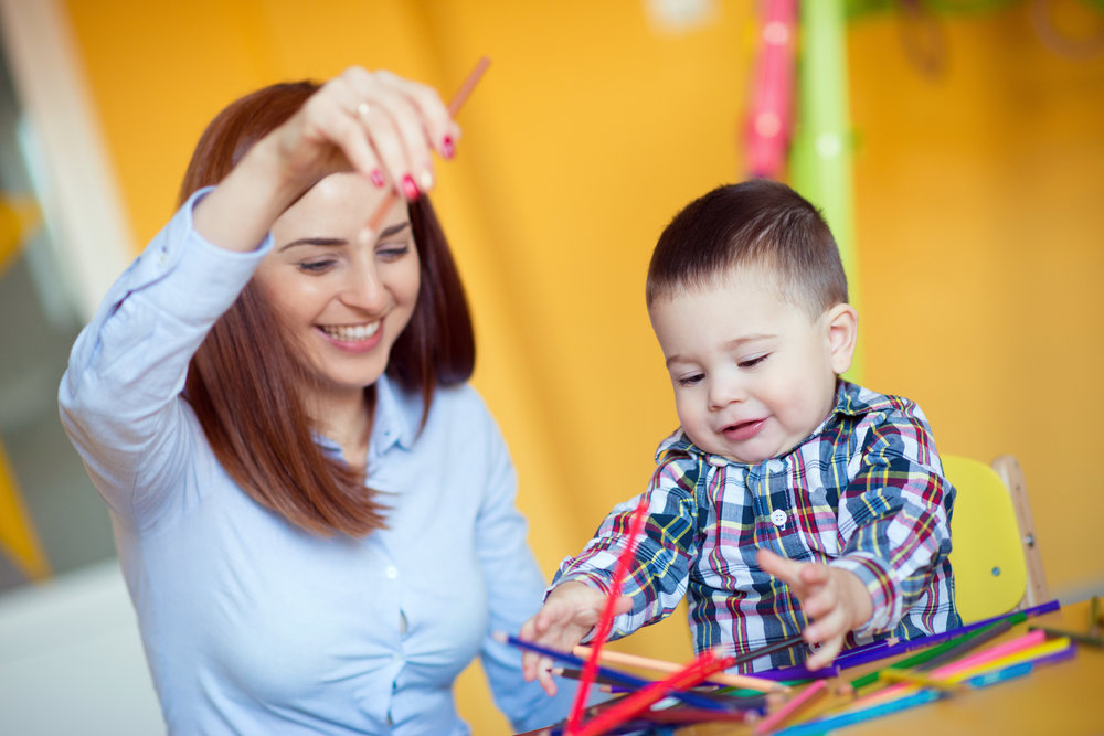 Early Intervention   Therapeutic services to children up to 3 years of age who have developmental disabilities or delays.