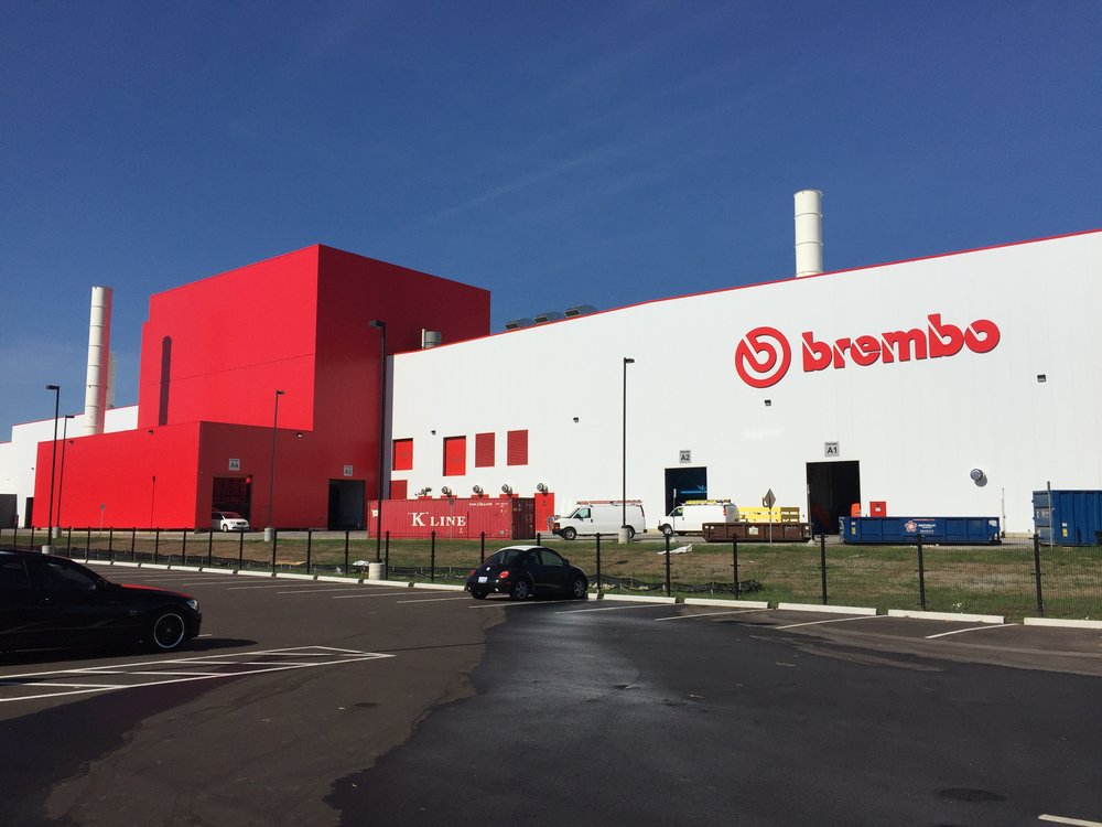 Brembo Facility Addition