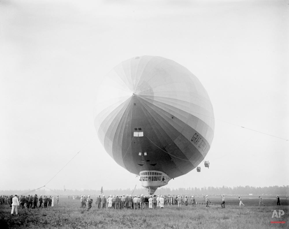 Graf Zeppelin 1929