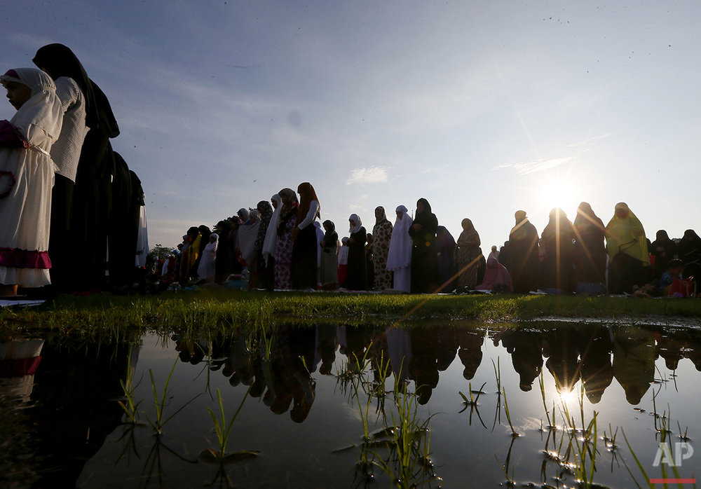 Philippines Muslim Eid