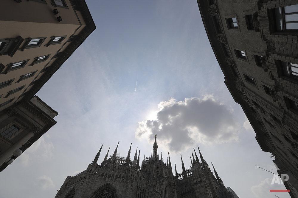 Italy Locked Inside Duomo