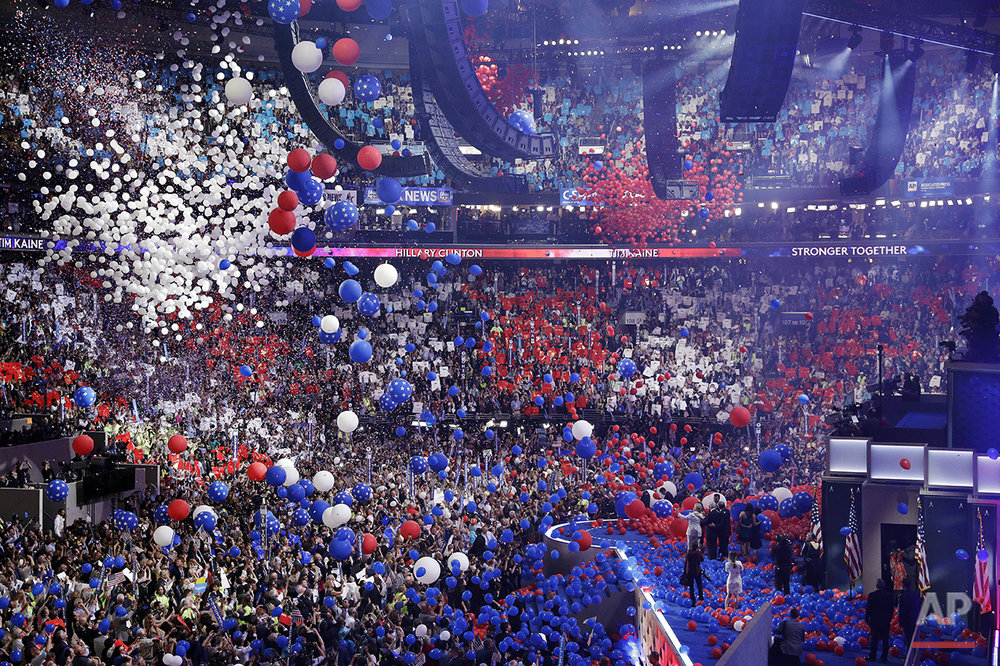 DEM 2016 Convention
