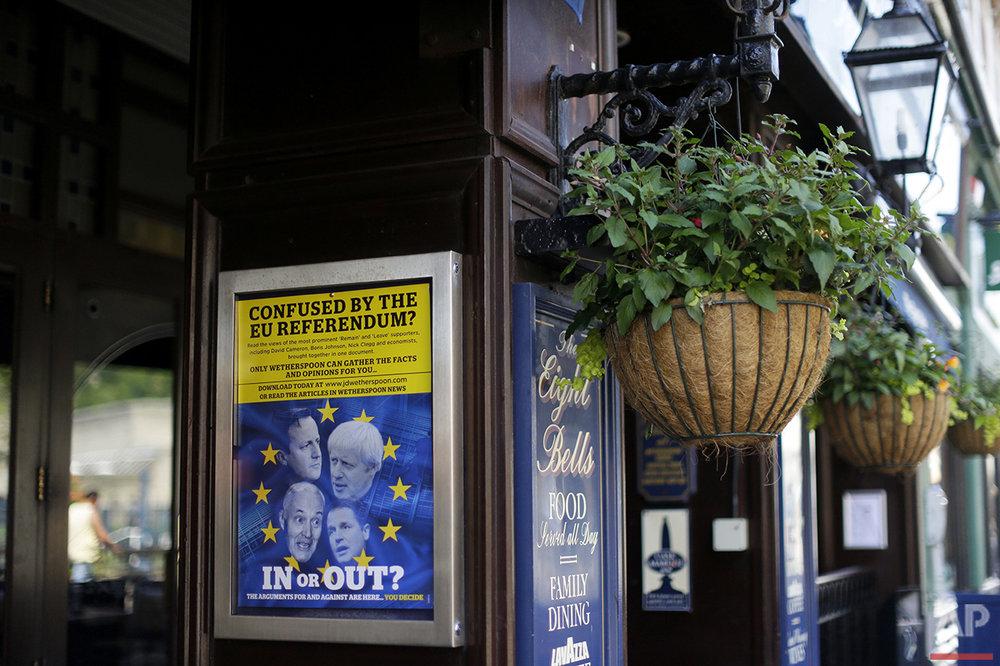 Britain EU Immigration Photo Gallery