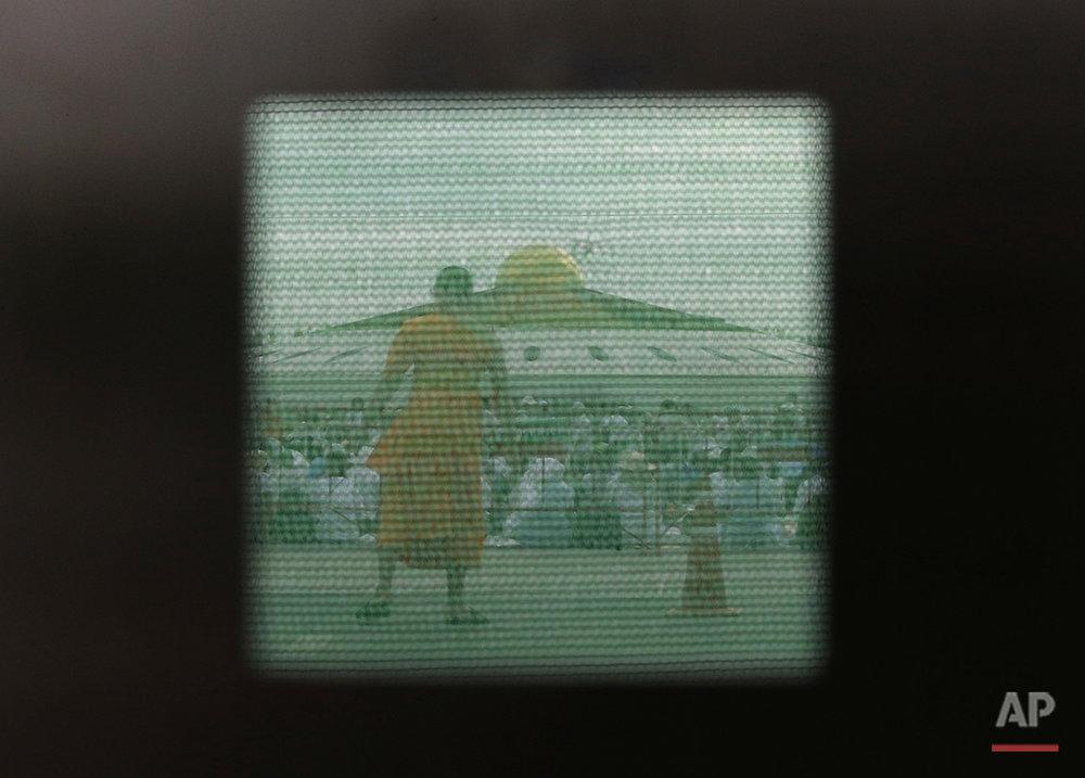Thailand Temple Raid
