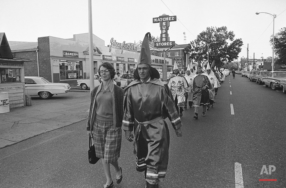 E.L. McDaniel   Wife  Parade