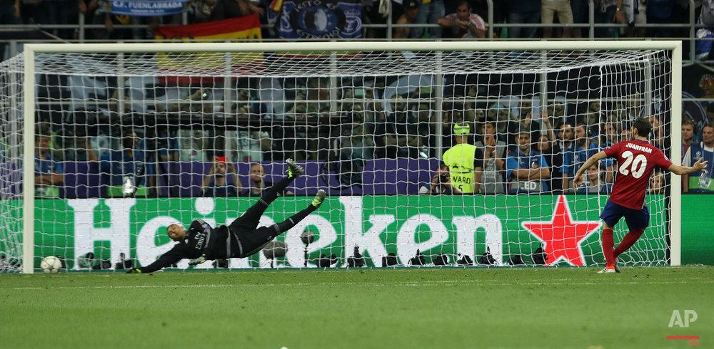 APTOPIX Italy Soccer Champions League Final