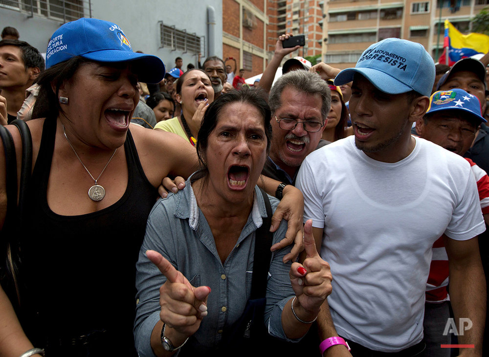 Venezuela Presidential Recall