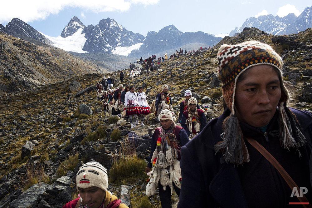 Peru Snow Star Festival Photo Gallery