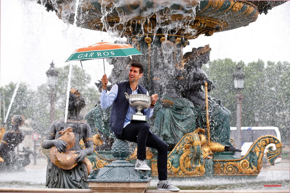 France Tennis Open Djokovic