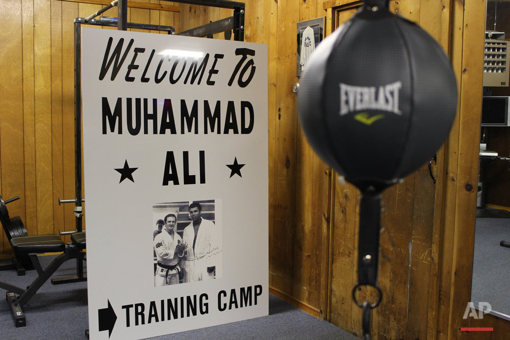 Ali Training Camp