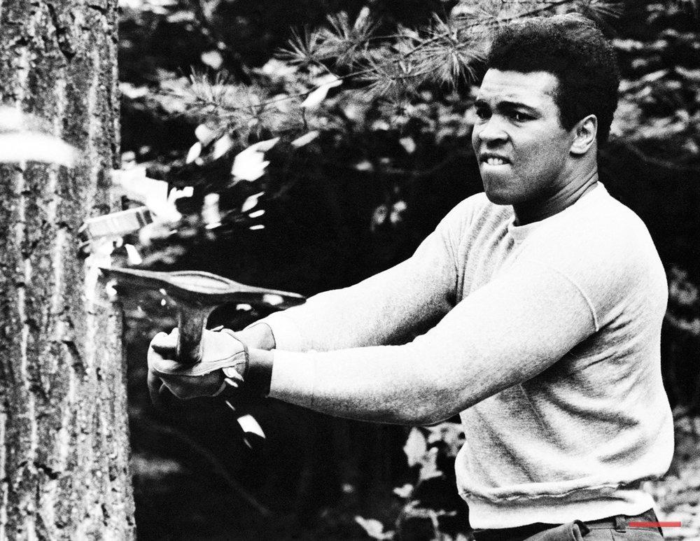Ali Training Camp 1973