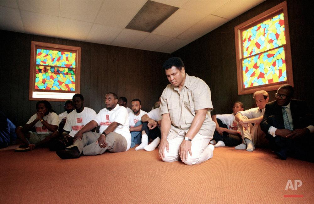 Muhammad Ali Mosque 1991